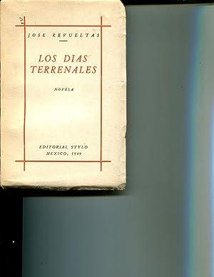 Los Dias Terrenales: Revueltas, Jose