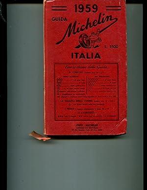 1959 Guida Michelin Italia: Michelin Pneu