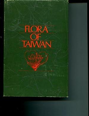 Flora of Taiwan Vol. I: Li, Hui-lin et al