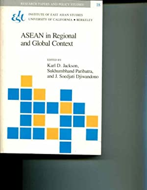 ASEAN in regional and global context (Research papers and policy studies)