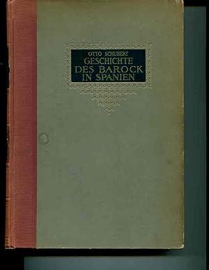 Geschichte des Barock in Spanien: Schubert, Otto