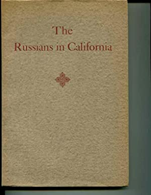 The Russians in California: E. O. Essig