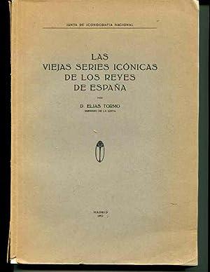 Las viejas series iconicas de los reyes de Espana: Tormo, Elias
