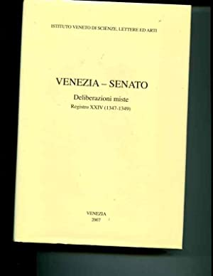 Registro XXIV (1347-1349). Vol.XI.: E. Orlando