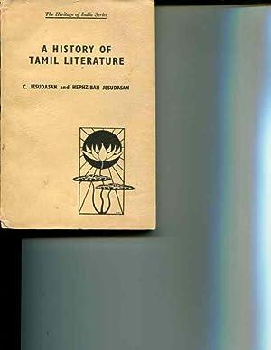 A History of Tamil Literature (The Heritage of India Series): C Jesudasan; Hephzibah Jesudasan