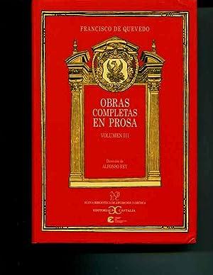 Obras Completas En Prosa (Nueva Biblioteca de Erudicion y Critica) (Spanish Edition)