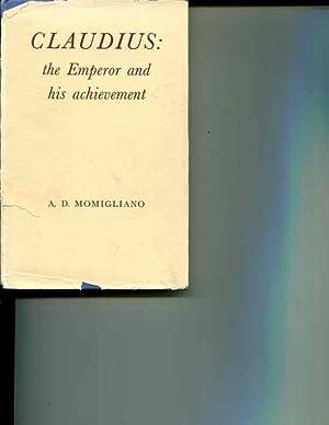 Claudius: The Emperor and his Achievement: Arnaldo Momigliano; W.D. Hogarth (translator)