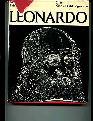 Leonardo; Eine Bildbiographie: Friedenthal, Richard.