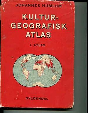 Kultur Geografisk Atlas Volume 1 Atlas, 3rd edition: Johannes Humlum