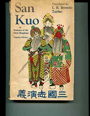San Kuo, or Romance of the Three Kingdoms. English Translation. Vol. II Only: Chung, Lo Kuan . ...