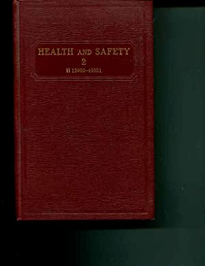 Deering's California Codes; Health and Safety Code, Annotated, of the State of California. Vol...