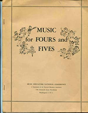Music for Fours and Fives: Beatrice Landeck