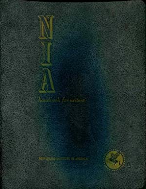 NIA Handbook for Writers