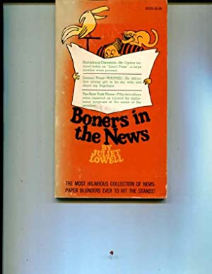 Boners in the News: Lowell, Juliet