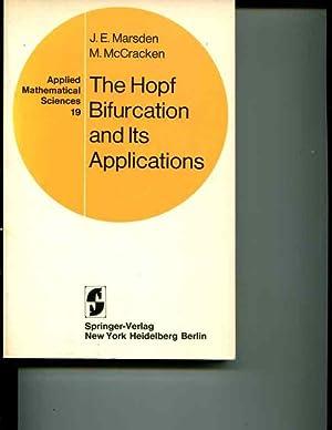 The Hopf Bifurcation and Its Applications (Applied: McCracken, M., Marsden,