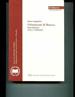 I Frammenti di Mnasea. Introduzione, testo e commento.: Cappelletto Pietro