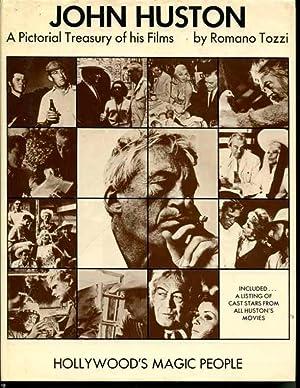 John Huston: A Pictorial Treasury of His Films: Tozzi, Romano