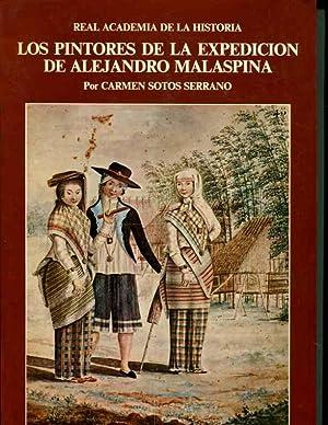 Los Pintores de La Expedicion de Alejandro Malaspina, Vol 1: Carmen Sotos Serrano