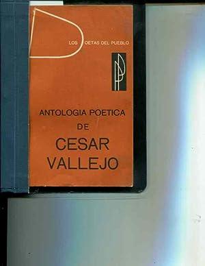 Antologia Poetica: Cesar Vallejo