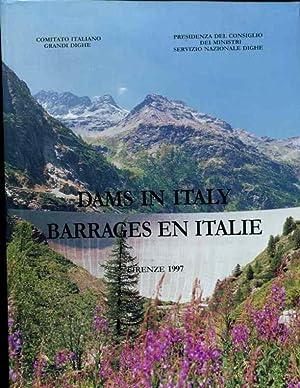 Dams in Italy; Barrages En Italie: Comitato Italiano Grandi Dighe
