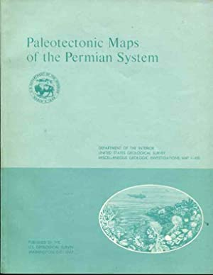 Paleotectonic maps of the Permian System, (Geological Survey): McKee, Edwin Dinwiddie