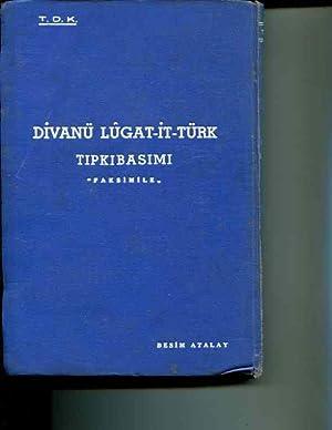"""Divanu lugat-it-turk. Tipkibasimi: """"faksimile"""": Mahmud Kashgari, active 11th century"""