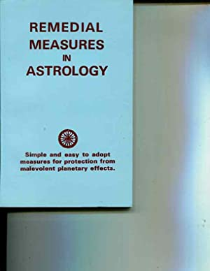 Remedial measures in astrology /: GS KAPOOR