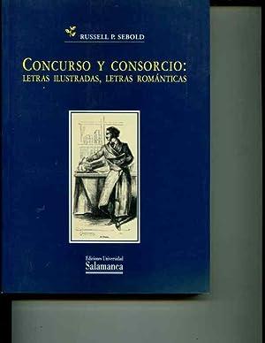 Concurso y consorcio: letras ilustradas, letras rom?nticas