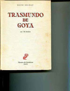 Trasmundo de Goya: Edith Helman
