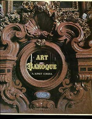 ART BAROQUE: Correa, Antonio Bonet