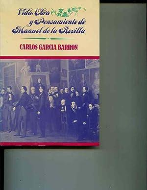 Vida, obra y pensamiento de Manuel de la Revilla (Ensayos) (Spanish Edition): Garcia Barron, Carlos