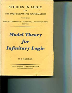 Model Theory for Infinitary Logic: Logic with: H. Jerome Keisler