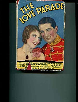 THE LOVE PARADE. A Novel.: Holman, Russell