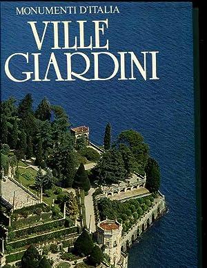 Ville e Giardini Monumenti D'Italia: Borsi, Franco & Pampaloni, Geno