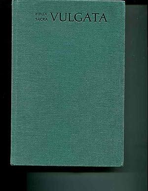 Biblia sacra: Iuxta Vulgatam versionem (Latin Edition): Weber, Robertus