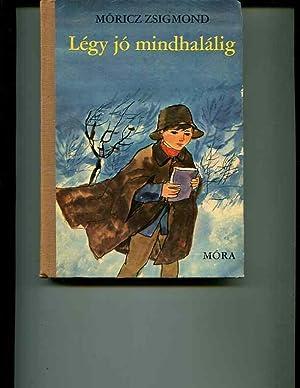Legy Jo Mindhalalig: Zsigmond, Moricz (1879-1942)