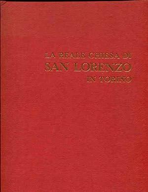 LA REAL CHIESA DI SAN LORENZO IN TORINO: G.M Crepaldi