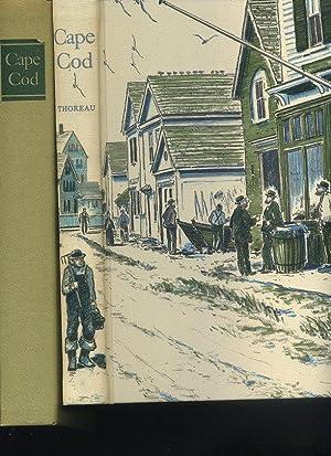 Cape Cod [Limited Edition, Signed, Letter, Slipcase]: Henry David Thoreau