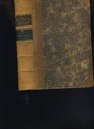 The Waverly Novels: Kenilworth, The Pirate [Leather,: Sir Walter Scott
