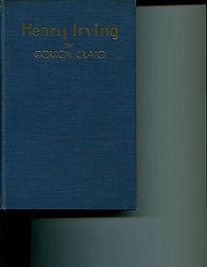Henry Irving: Gordon Craig