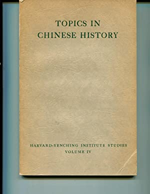 Topics in Chinese History: Yang, Lien-Sheng
