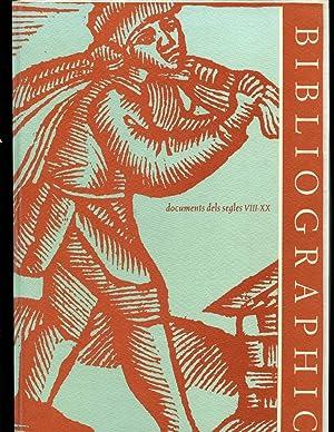 Bibliographica: Documents dels segles VIII-XX (Catalan Edition): Biblioteca de Catalunya
