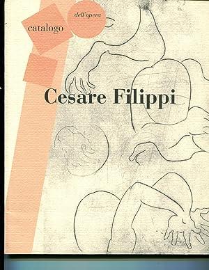 Cesare Filippi Catalogo dell'opera: Cesare Filippi