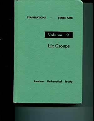 Differential Geometry and Calculus of Variations (Translations Series 1 Volume 9): Various