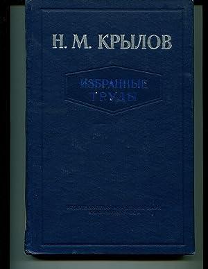 Krylov, N. M. (Nikolai Mitrofanovich), 1879-1955 Tom 3