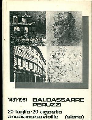 Baldassarre Peruzzi Architetto 1481-1981: Pepi Bruno