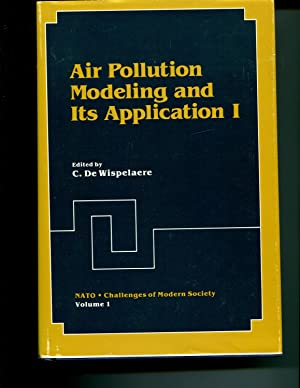 Air Pollution Modeling and Its Application (Nato - Challenges of Modern Society)