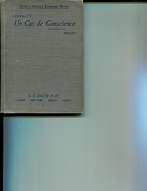 Un cas de conscience: Gervais, Paul