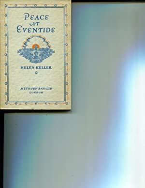 Peace At Eventide - Third Edition: Keller, Helen