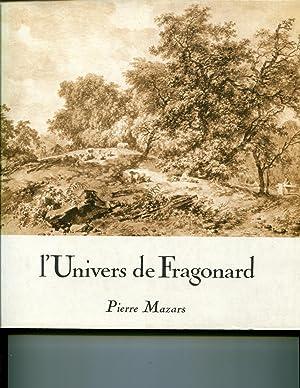 L'Univers De Fragonard- Les Carnets De Dessins: Mazars, Pierre